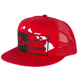 HONOLUA HONOLUA PRODUCTS DOUBLE DOUBLE HAT