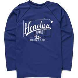 HONOLUA HAWAIIAN (PRODUCT URL BUG) LIFETIME LS RASHGUARD