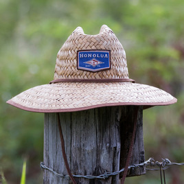 HONOLUA - HATS LOOKOUT HAT NATURAL