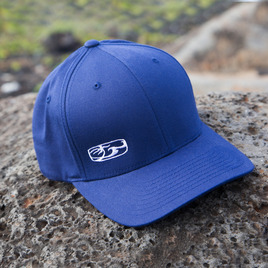 HONOLUA - HATS ORIGINAL FLEXFIT HAT NAVY
