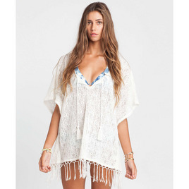 BILLABONG HONOLUA-PRODUCTS LIGHT SHINES THROUGH BEACH DRESS