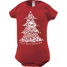 HONOLUA SURF KIDS KALIKIMAKA ONESIE