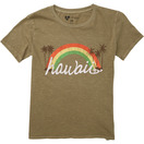 HONOLUA SURF - TEES UNDER THE RAINBOW TEE