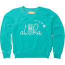 HONOLUA SURF - FLEECE & HOODIES ISLAND LIFE FLEECE