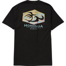 HONOLUA HONOLUA PRODUCTS HAWAII PETROL SS TEE