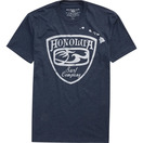 HONOLUA SURF CLOTHING CRESTED TEE