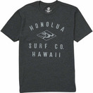 HONOLUA HONOLUA PRODUCTS SCHOOLED HAWAII SS TEE