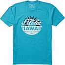HONOLUA SURF CLOTHING ALOHA HAWAII TEE