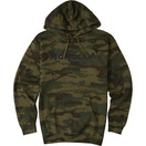 HONOLUA SURF - SWEATSHIRTS & HOODIES CAMO SIDE HOODED FLEECE