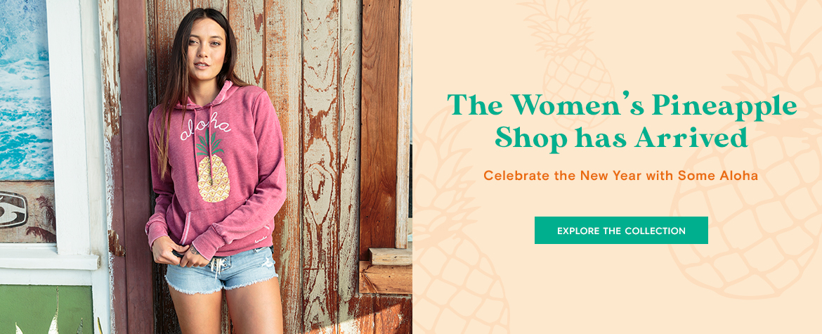 Women's Pineapple Shop