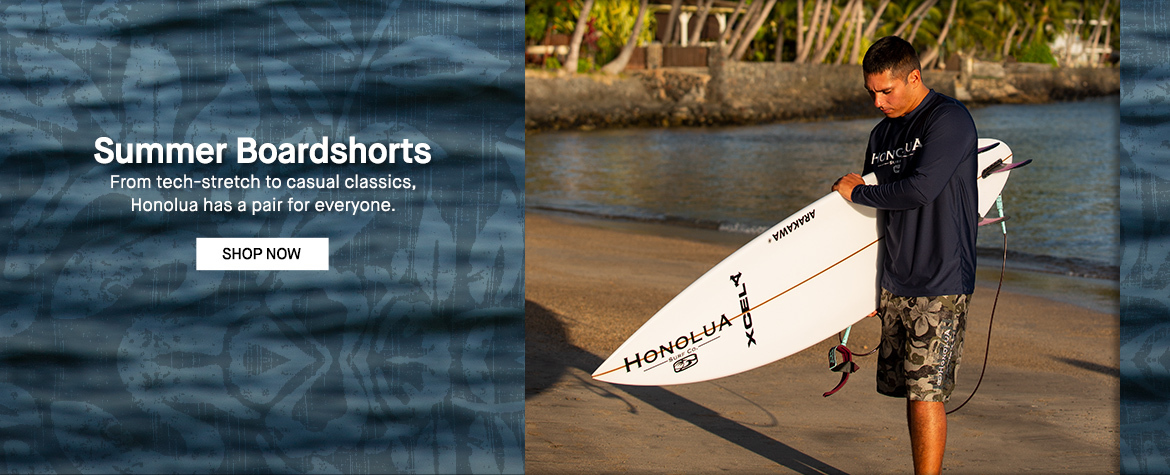 SP19 - Men's Boardshorts
